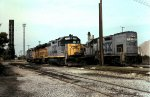 CSX 2009 & 1503